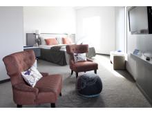 Hotellrum på Radisson Blu Uppsala