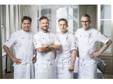 Team Sweden Bocuse d'Or Europe 2018
