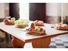 Äppeldag på Skoklosters slott