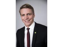 Per Bolund (MP), konsumentminister