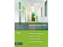 Barrierefrei planen & bauen, Ausgabe 2-2017
