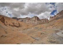 Ladakh norra Indien