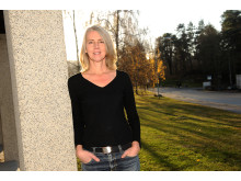 Ineke Samson, logoped, Talkliniken Danderyds sjukhus