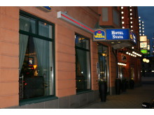BEST WESTERN Hotel Svava - fasad