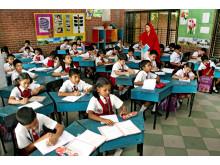 Die Schüler sind motivierter geworden und schreiben bessere Noten.