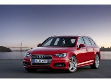 Audi A4 Avant front