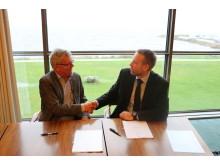 Fiberaftale med Ringkøbing-Skjern Kommune