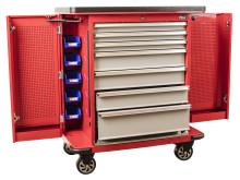 Toppenvagn för verktygsförvaringen - Pela verktygsvagn från Verktygsboden