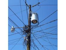 Grontmijs och Sidas utbildningsprogram inom eldistribution