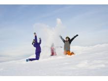 Sne børn