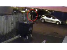 CCTV still of two men police wish to trace