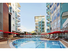 Sunprime Ocean Alanya Beach Suites & Spa, Turkki Kuvaaja: Pia Ulin