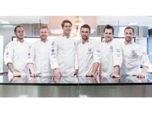 Kandidatene til Årets kokk