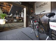 Scandic Vaasa lobby