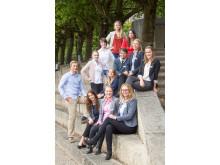 hkk stellt 12 neue Auszubildende ein