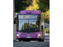 Beslut om nya biljettpriser för den allmänna kollektivtrafiken
