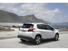 Nu finns Peugeot 2008 hos Peugeot-återförsäljare landet runt