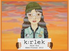 Etikett K:rlek Höst/Vinter 2012