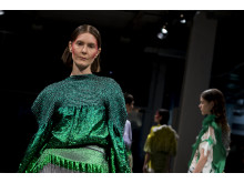 Linda Dehkla - Weaving Dress