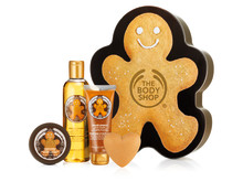 Ginger Sparkle Shower Scrub & Moisture Collection