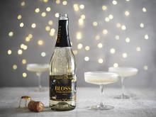 BLOSSA Sparkling & Spices med glas