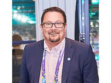 Ari Tammivaara, CEO of the Finnish Basketball Association