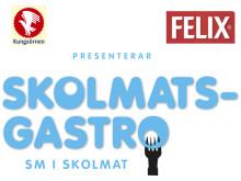 SkolmatsGastro - SM i skolmat logotyp