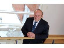 Nils Bjørn Larsen, kvalitets- og miljøchef i Forenede Service.