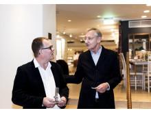Kent Elm och Tom Hedqvist
