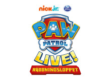 "PAW Patrol Live! ""Räddningsloppet"""
