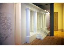 """Mendelssohn-Haus: Eingangsbereich zur Ausstellung """"Und wo ist Fanny?"""""""