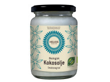 Helios kokosolje smaksnøytral økologiskv 200 ml