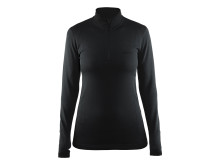 Active Comfort zip i färgen black