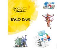 Rococo hyllar den folkkära författaren Roald Dahl
