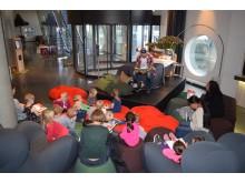 Barnens delaktighet och teckningar - Quality Hotel Friends