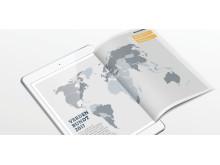 Global Employee and Leadership Index - opslag på iPad