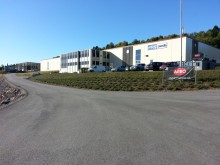 High res images - Cox Powertrain - Erling Sande AS Headquarters in Drammen, Norway