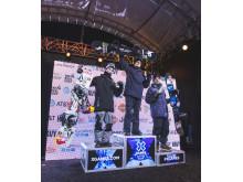 Marcus Kleveland tok sølv i sin X Games Aspen-debut. Foto: Process Films / Snowboardforbundet