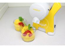 Sorbetmaskin, mango