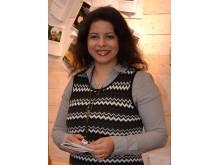 Ava Hoseeinzadeh, Institutionen för molekylärbiologi, Umeå universitet