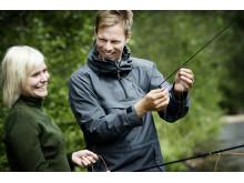 Fishing, Jämtland Härjedalen