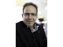 Ben Boulakmine, hotelldirektör Scandic Sundsvall