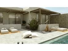 """Direkte adgang fra ens værelse til en swimmingpool – gerne ens """"egen"""" – står højt på ønskesedlen hos mange rejsende. Det ønske kan opfyldes på de to Casa Cook-hoteller på henholdsvis Rhodos og Kos."""
