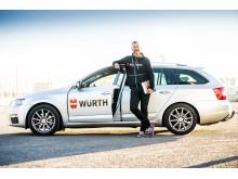 Säljare hos Würth
