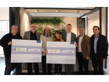 VuB Fliesen GmbH Spendenaktion 2018_ SOS Kinderdorf und Merziger Tafel