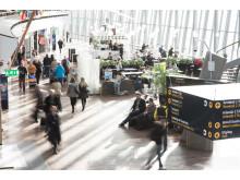 Sky City på Stockholm Arlanda Airport