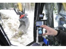 Rototilt RPS med Trimble GCS900 grävsystem
