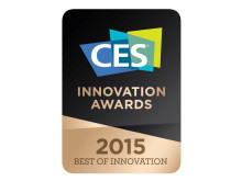 Logo CES INNOVATION AWARDS 2015