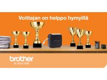 Brother on palkittu Good Design Awards -palkinnoin jo 26 vuotta peräkkäin