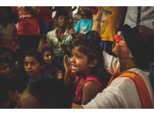 Suzanne Reuter, Indien 2016
